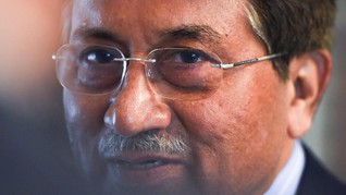 Vonis Mati Eks Presiden Pakistan Dibatalkan