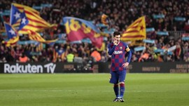 Masa Depan Tak Pasti Lionel Messi