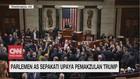 VIDEO: Parlemen AS Sepakati Upaya Pemakzulan Trump