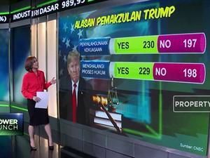 Trump Dimakzulkan, Akankah Berhasil Dicopot?