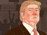 Duh! Pemerintahan Trump Terancam Shutdown, Ini Alasannya