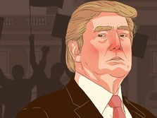 Sejuta Kontroversi Trump, Bukan Cuma Dimakzulkan DPR AS