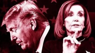 Trump Dimakzulkan