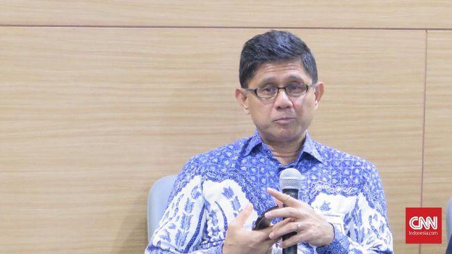 Cerita Laode Tiga Kali Gagal Temui Jokowi soal Revisi UU KPK