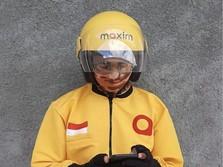 Kata Ojol Maxim Soal Ancaman Suspend Gegara Tarif Murah