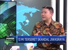 13 MI Terseret Skandal Jiwasraya, Begini Pandangan Analis