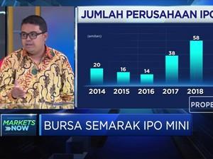 Analisis Tertundanya IPO Calon Emiten Emisi Raksasa di 2019