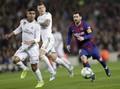 El Clasico di Bernabeu: Madrid Selalu Kalah dari Barcelona