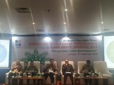 Remajakan 99 Ribu Hektare Sawit, BPDPKS Gelontorkan Rp 2,4 T
