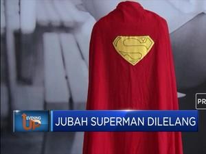 Harga Fantastis Rp 2,8 Untuk Jubah Pertama Superman
