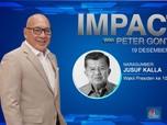 Live! JK Buka-bukaan Dalam IMPACT With Peter Gontha