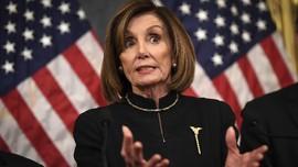 Ketua DPR AS: Trump Tetap Ancaman bagi Demokrasi Amerika