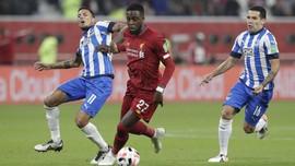 Gol Origi Pembawa Sial Pelatih Menular ke Valverde