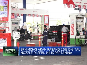 BPH Migas Targetkan 5.518 Digital Nozzle di Juni 2020