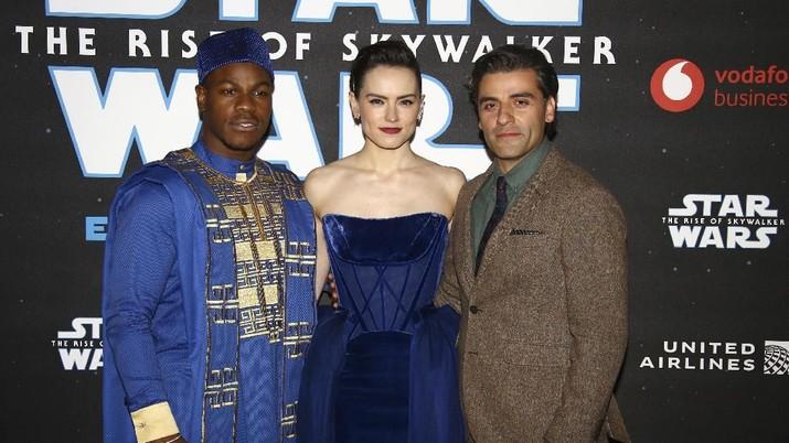 Saga 41 Tahun, Ini Momen Karpet Merah Terakhir Star Wars