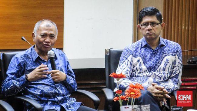 Pimpinan KPK Sodorkan Revisi UU Tipikor di Akhir Masa Jabatan