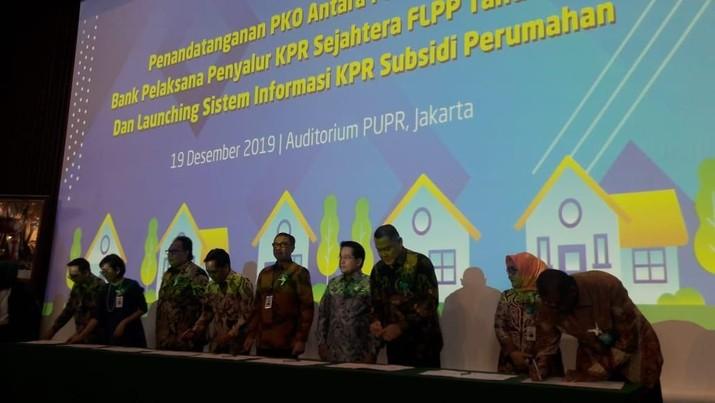 Bank Mandiri Siap Salurkan KPR FLPP. (Dok: Mandiri)