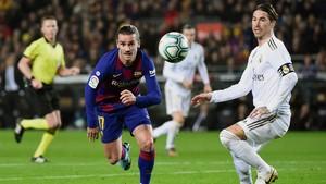 Ramos Amat Bahagia Tampil Terbanyak di El Clasico