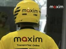 Usai Didemo, Maxim Ajak Driver Grab & Gojek Gabung
