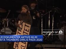 Film Dokumenter Aktivis Greta Thunberg Akan Rilis Pada 2020