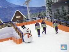 Hore, Tiket Trans Snow World Bekasi & Bintaro Turun Harga!
