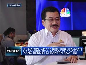 Strategi Pemerintah Banten Dorong Investasi