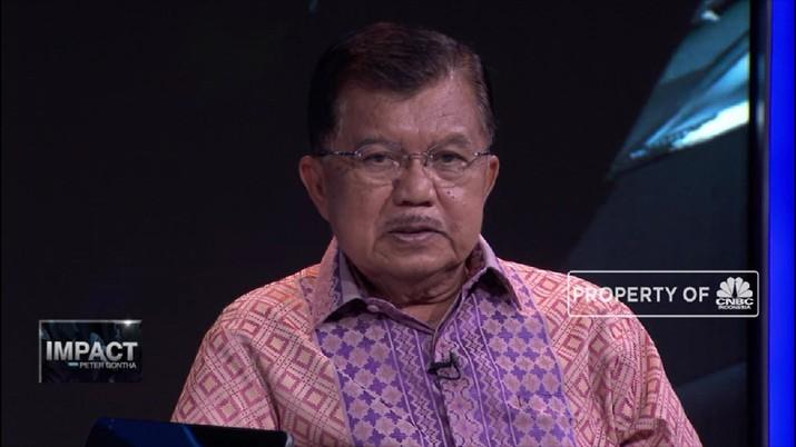 Pelajari! Ini Cara JK Tuntaskan Konflik (CNBC Indonesia TV)