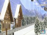 Keren Banget, Suasana Jepang di Trans Snow World di Bintaro