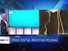 Mau Berinvestasi di Emas Digital? Simak Tips Berikut