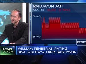Diganjar Rating BA2, Begini Prospek Kinerja Pakuwon Jati