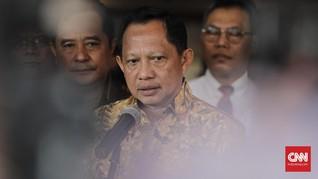 Fokus Visi Misi Jokowi, Tito Abaikan Isu Reshuffle