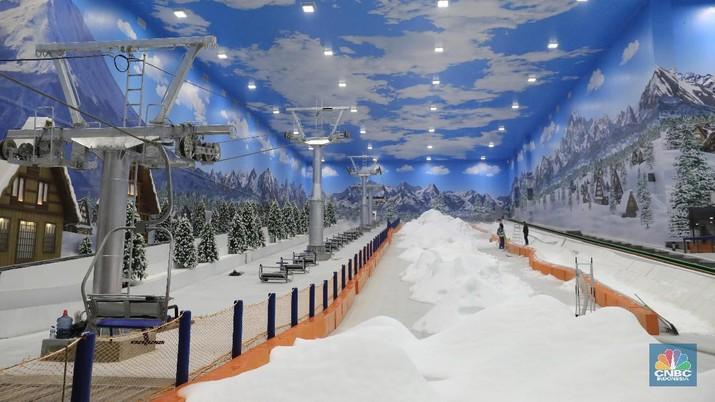 Trans Snow World Bintaro tawarkan paket tiket untuk keluarga