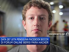 Data 267 Juta Pengguna Facebook Bocor