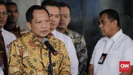 Tito Bantah Status Ibu Kota DKI Jakarta Dicopot Tahun Ini