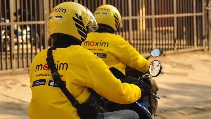 ojol Maxim mengklaim sudah menaikkan tarif dan mengikuti kesepakatan yang ada. tak lagi terapkan tarif ojol murah.