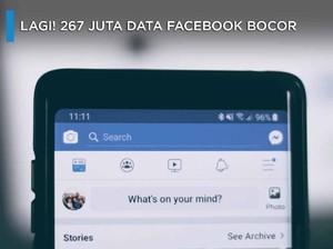 Lagi! Ratusan Juta Nomor Ponsel Pengguna Facebook Bocor