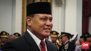 Deretan Kendaraan Ketua KPK Firli dan Ketua Dewas KPK Tumpak