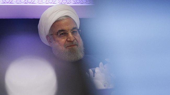 Iran Buka Kemungkinan Dialog dengan Dunia demi Cegah Perang