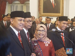 Dilantik Jokowi, Ini Formasi Dewas & Komisioner KPK 2019-2023