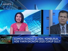 Ekonomi 2020 Cukup Sulit, ADB Proyeksi Pertumbuhan RI di 5,2%