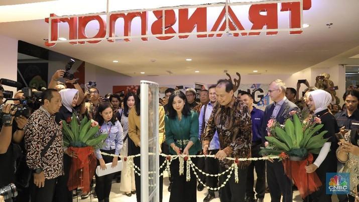 CT Corp hadirkan mal dan tempat hiburan baru di Tangerang Selatan, bernuansa Jepang