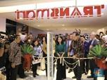 Bernuansa Jepang, Transpark Mall Bintaro Resmi Dibuka
