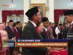Jokowi Lantik Pimpinan dan Dewas KPK hingga Ekonomi China
