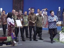 Jokowi Singgung Dominasi Perusahaan Besar Dalam Ekspor RI