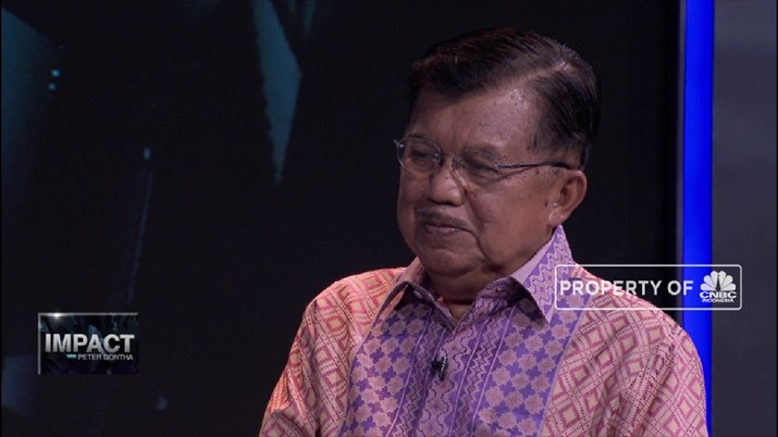 Jusuf Kalla: Ternyata Begini Rasanya Jadi Mantan Wapres (CNBC Indonesia TV)