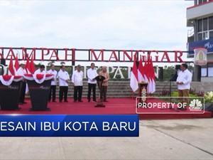 Terungkap! Ini Desain Ibu Kota Baru Indonesia