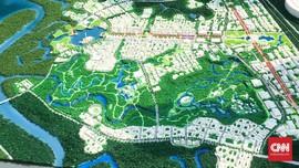 Jokowi Tunjuk 3 Perusahaan Asing Jadi Konsultan Ibu Kota Baru