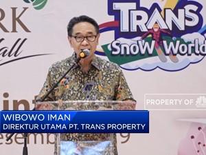 Transpark Mall Bintaro Resmi Dibuka, Ini Fasilitasnya