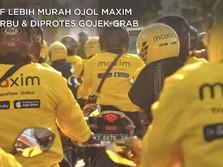 Gara-gara Perang Tarif, Driver Gojek & Grab Serbu Ojol Maxim