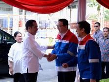 Simak! Permintaan Khusus Jokowi ke Duo Erick Thohir-Ahok